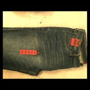 Brand New Foundry blue jeans